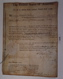 George Washington Signed Patent