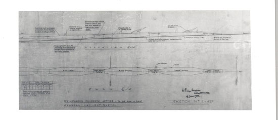 H. Iorys Hughes Wartime Plans